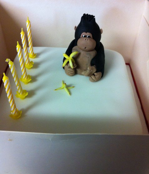 Birthday Gallery Cake Maker In Devon
