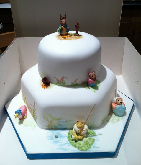 Christening And Confirmation Gallery Cake Maker In Devon