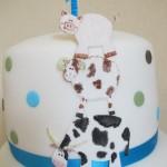 Boys 1st birthday cake devon