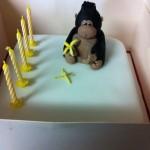 Gorilla cake devon artisan cakes