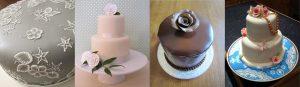 Elopement Wedding Cakes