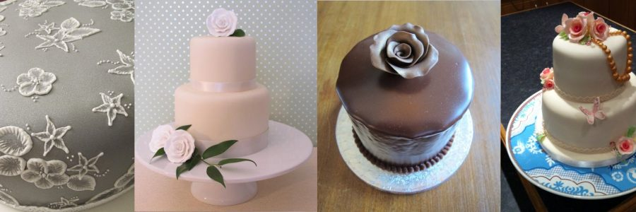 Elopement Wedding Cakes